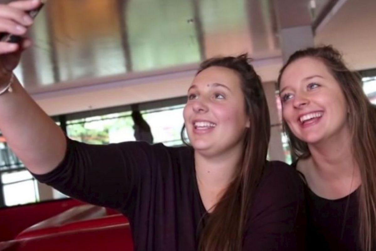 Ciara Murphy es de Irlanda y es idéntica a Cordelia Roberts de Reino Unido Foto:Vía Twin Strangers. Imagen Por: