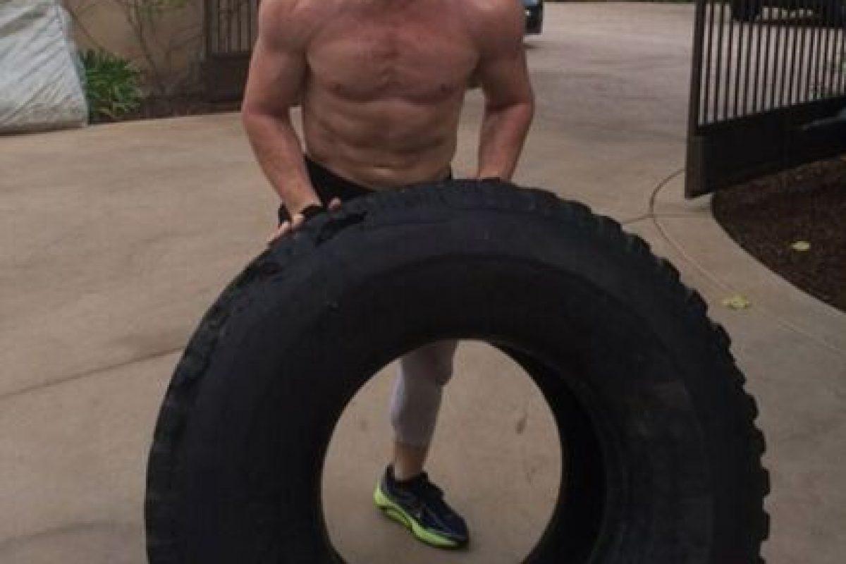 """11. En tanto, el """"Canelo"""" no conoció la derrota hasta su pelea 44 ante Floyd Mayweather, en 2014 Foto:Vía instagram.com/canelo. Imagen Por:"""