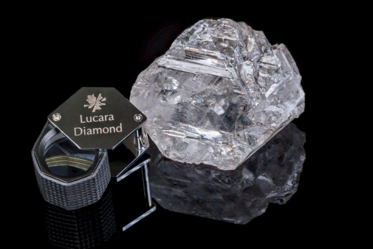 Pasaron más de 100 años para que se encontrara un diamante de este tamaño. Foto:Vía lucaradiamond.com. Imagen Por: