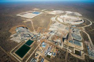 En esta ocasión fue en la mina Karowe Foto:Vía facebook.com/LucaraDiamondCorporation. Imagen Por: