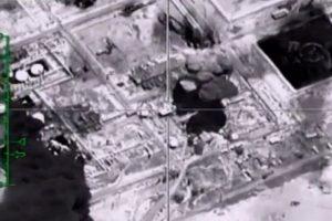 Rusia intesifica sus ataques contra el Estado Islámico. Foto:AFP. Imagen Por: