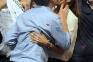 Así festejaron la victoria de Mauricio Macri los presidentes de la región Foto:AFP. Imagen Por: