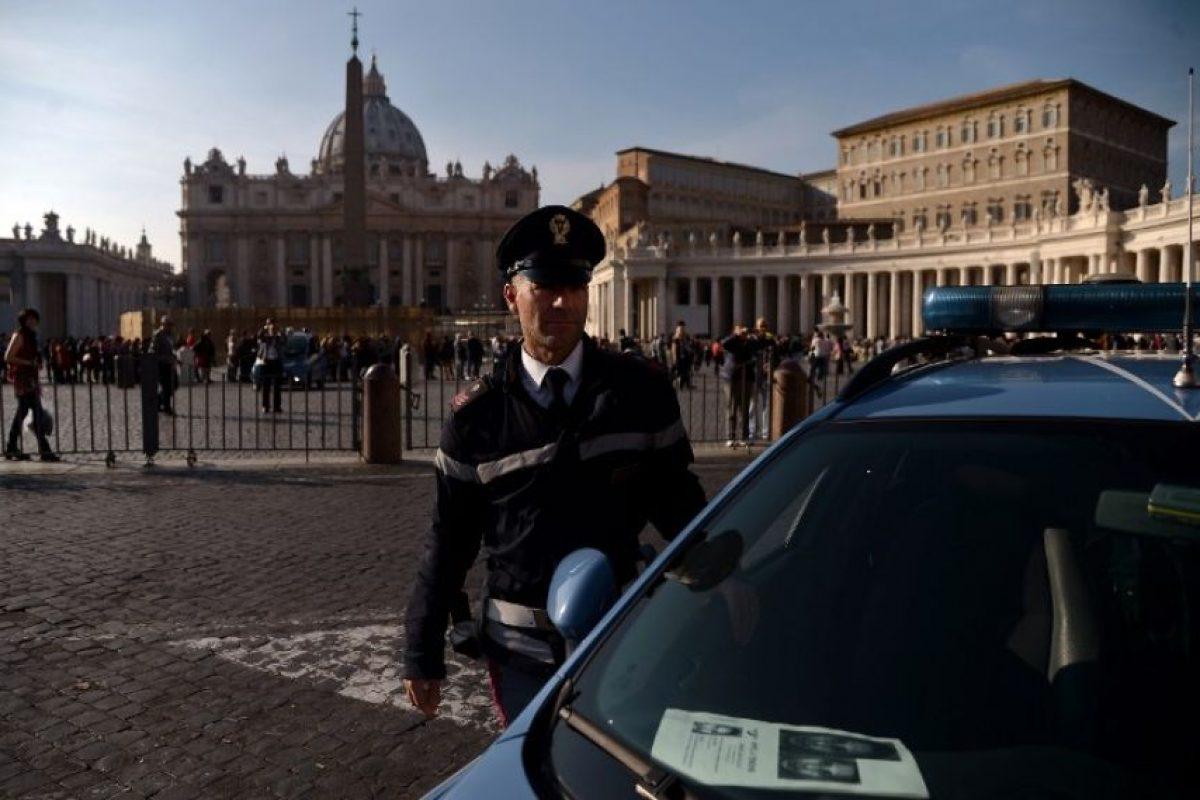 El terrorista continúa prófugo y se ha convertido el más buscado en Europa. Foto:AFP. Imagen Por: