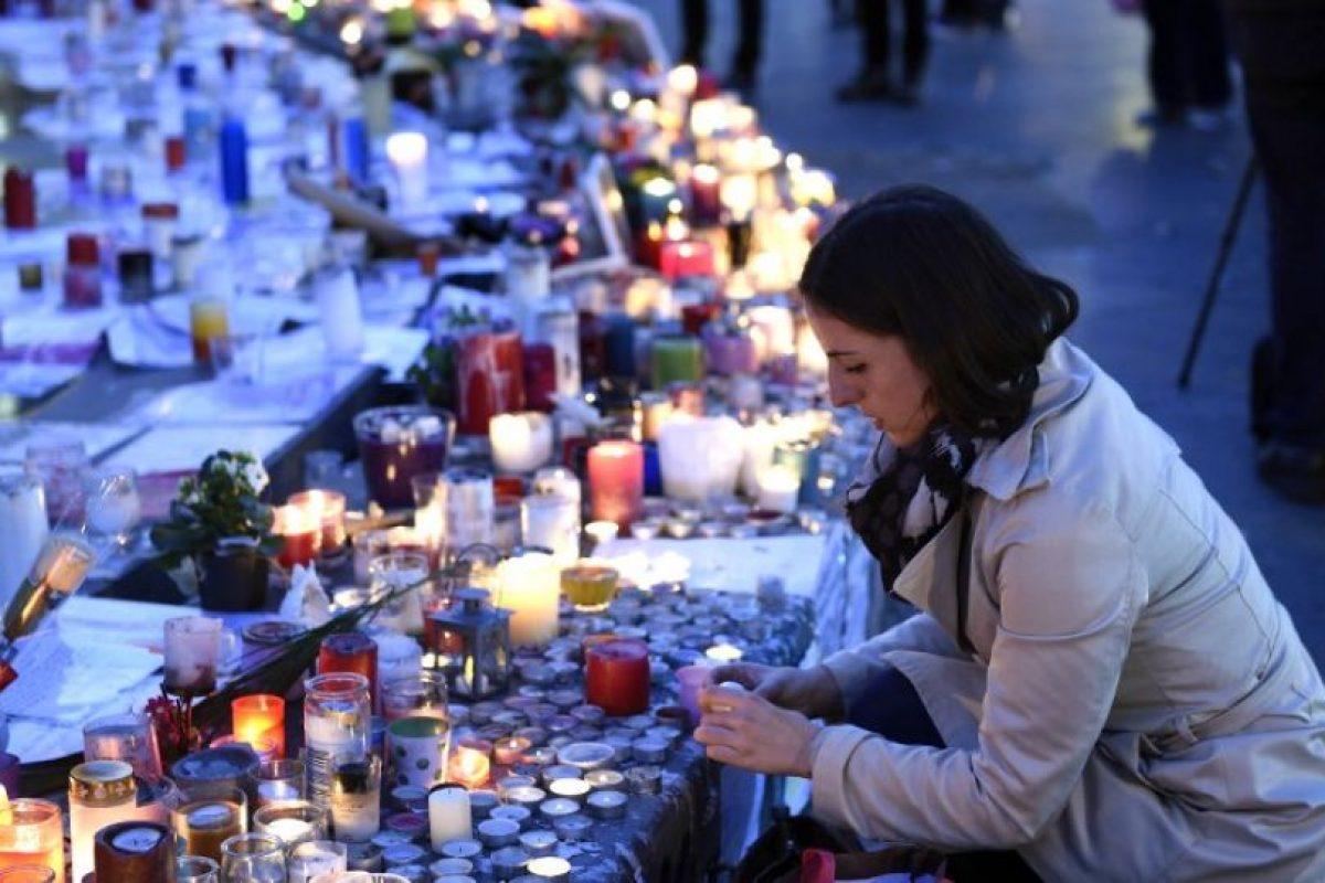 Esto luego de más de una semana de los atentados en Francia. Foto:AFP. Imagen Por: