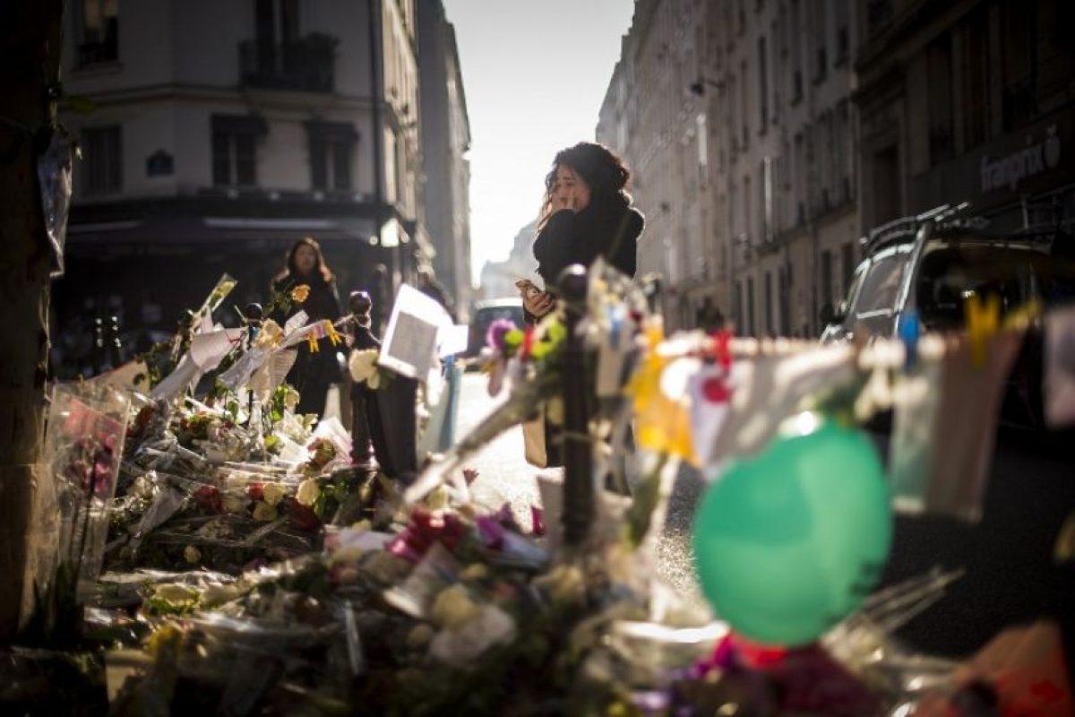 Se cree que Abdeslam no cumplió con la misión asignada por ISIS. Foto:AFP. Imagen Por:
