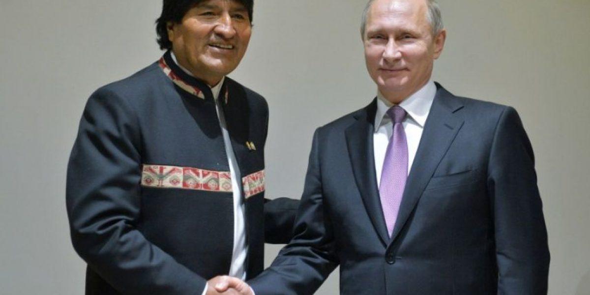 La Haya: presidente Putín habría ofrecido a Bolivia dialogar con Chile