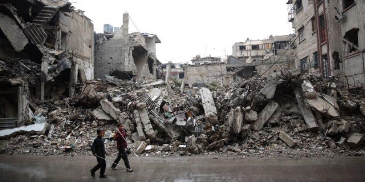 Casi cuatro mil muertos por bombardeos de la coalición internacional en Siria