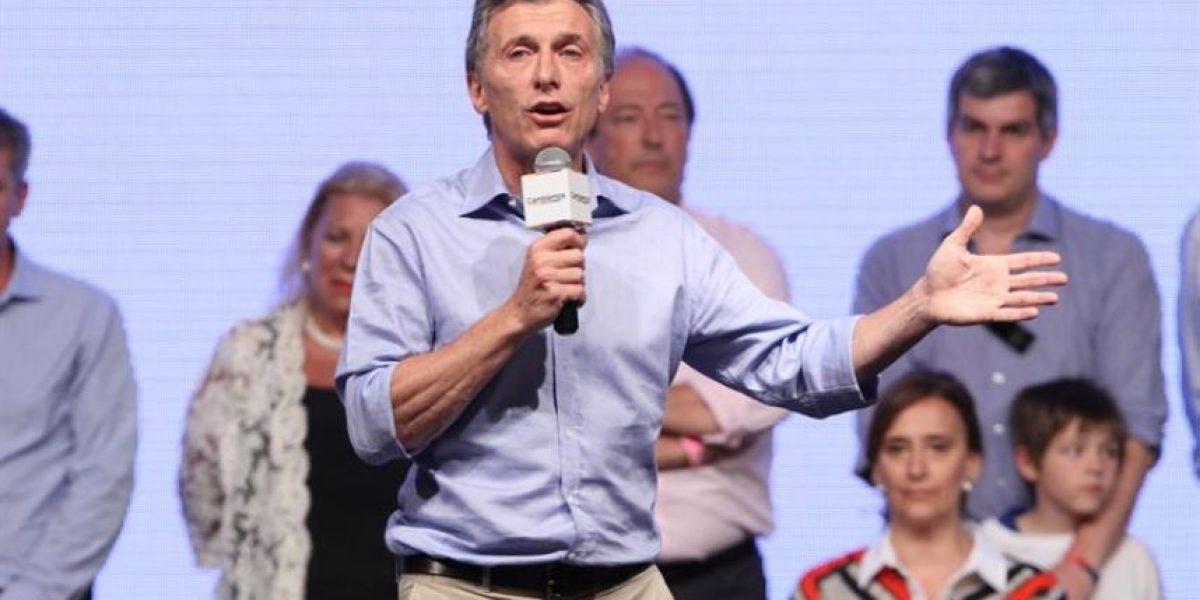 Nuevo presidente argentino: