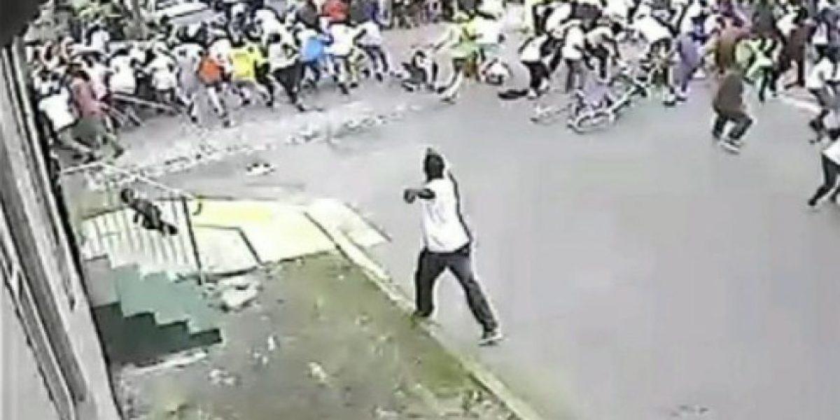Al menos dieciséis heridos en un tiroteo en Nueva Orleans