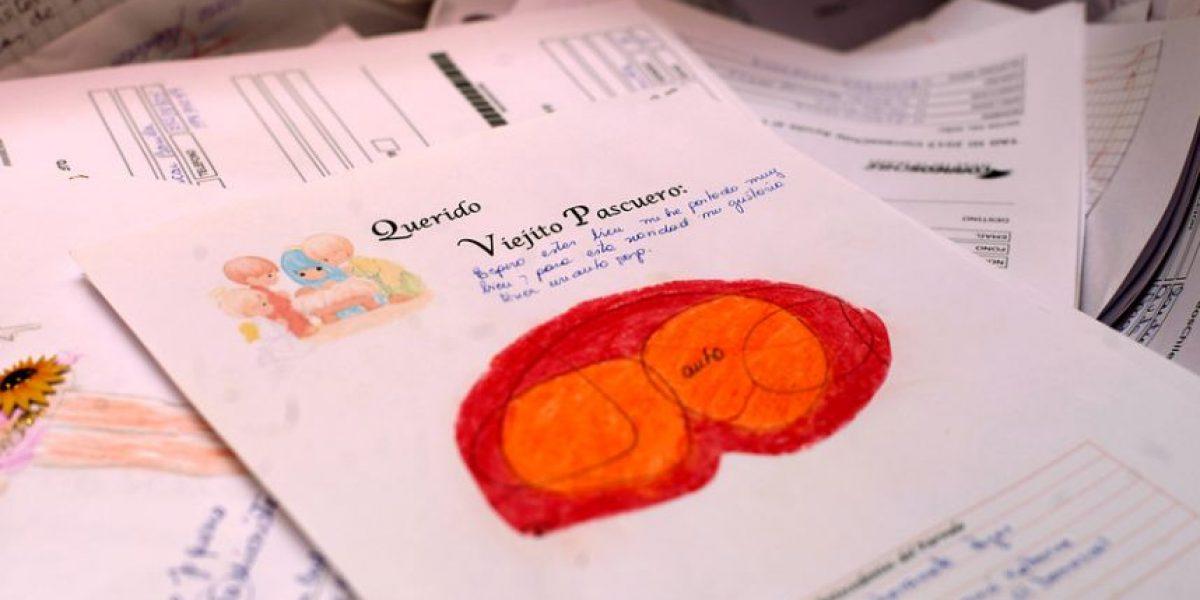 Correos de Chile lanza su tradicional campaña de cartas al Viejito Pascuero