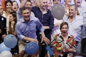 5. Mauricio Macri y Gabriela Michetti asumirán sus cargos el próximo 10 de diciembre. Foto:AP. Imagen Por:
