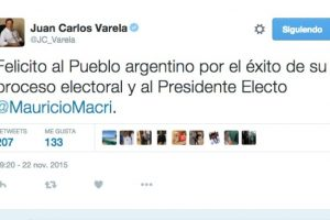 Juan Carlos Varela, presidente de Panamá Foto:Twitter.com. Imagen Por: