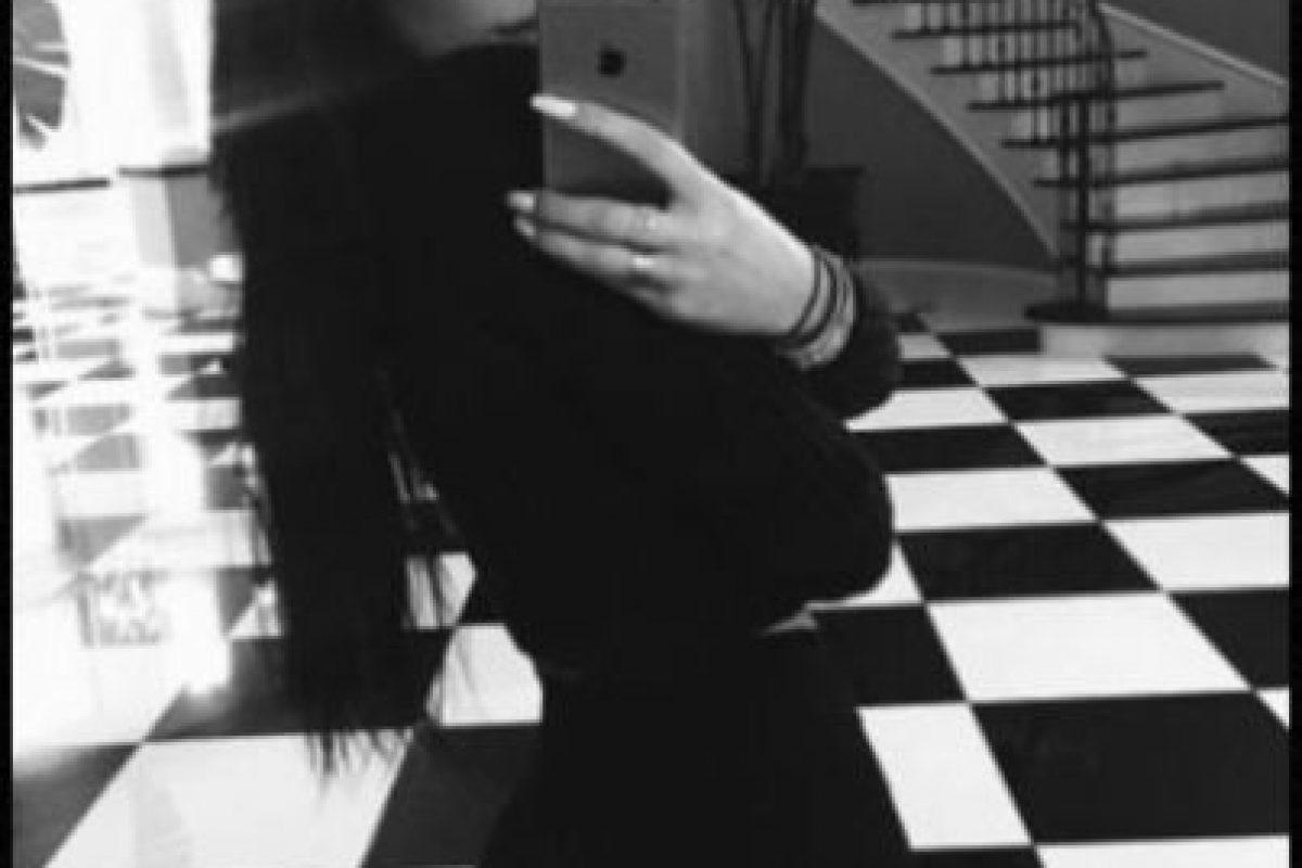 Kylie Jenner: la joven de 17 años anunció su llegada a Snapchat por medio de su cuenta en Instagram. Foto:Vía celebsnapchats.com. Imagen Por: