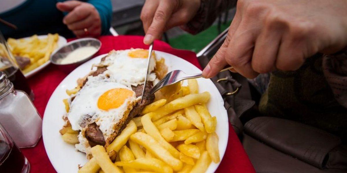 Chile es el sexto país con mayores índices de obesidad entre integrantes de la OCDE