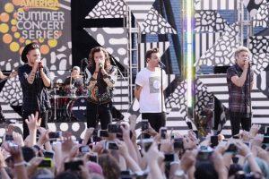 One Direction Foto:Getty Images. Imagen Por: