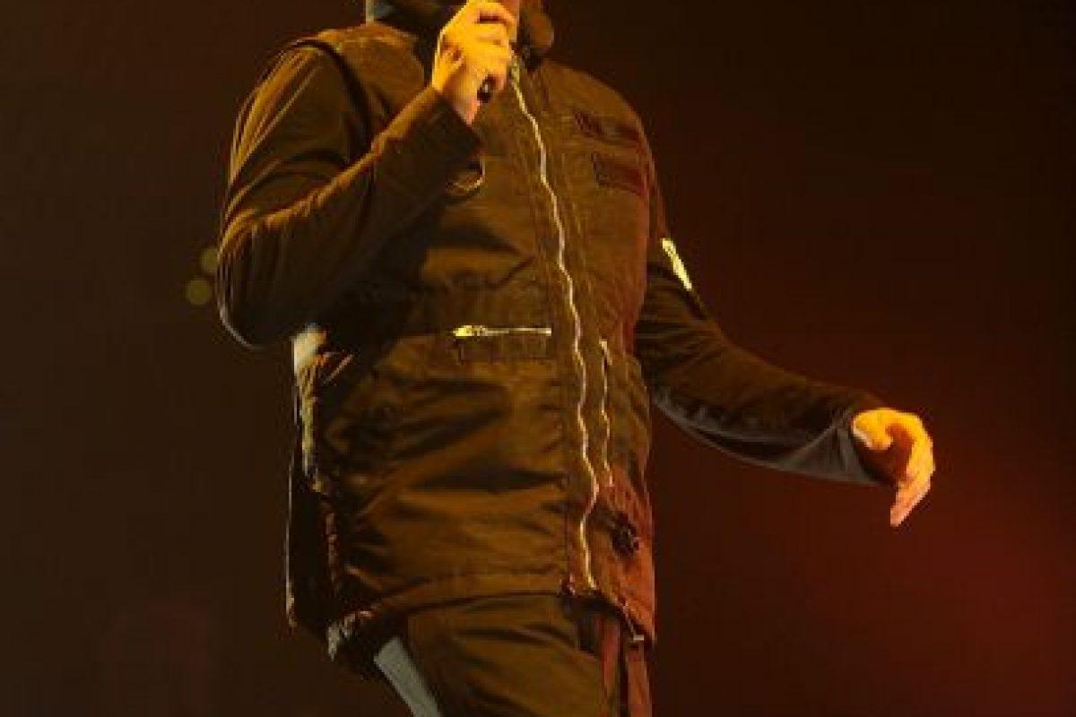 """Mejor álbum R&B: The Weeknd por """"Beauty Behind the Madness"""". También obtuvo el galardón a Mejor cantante Soul/R&B. Foto:Getty Images. Imagen Por:"""