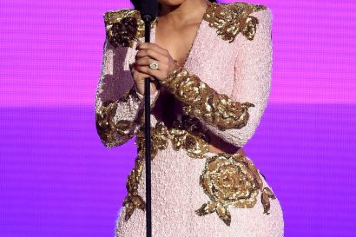 "Mejor álbum rap/hip-hop: Nicki Minaj por ""The Pinkprint"" Foto: Getty Images. Imagen Por:"