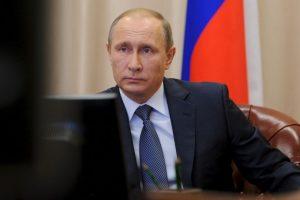 Rusia se unió a la guerra contra ISIS luego que el presidente sirio Bashar al Assad solicitara apoyo. Foto:AP. Imagen Por: