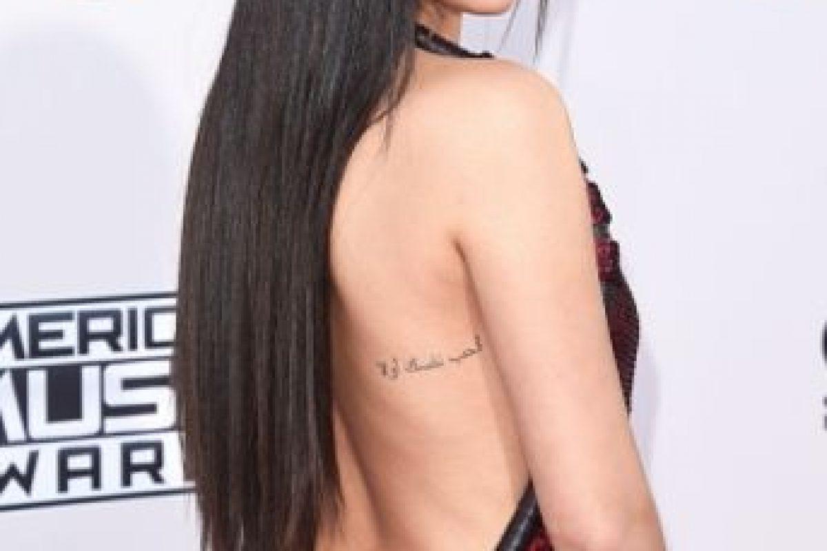 Así lució Selena en la alfombra roja Foto:Getty Images. Imagen Por: