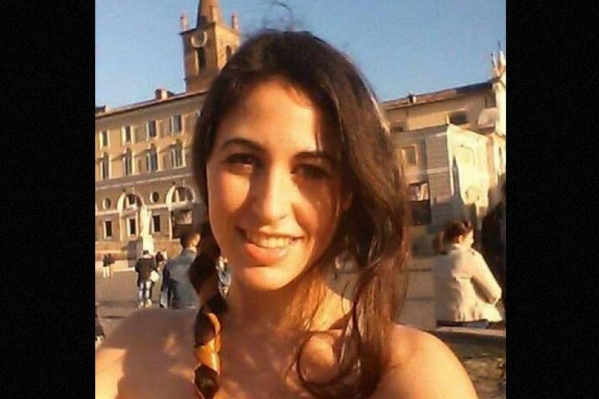 Nicole McDonough de 32 años, originaria de la comunidad de Mount Olive, en Estados Unidos Foto:Twitter.com – Archivo. Imagen Por: