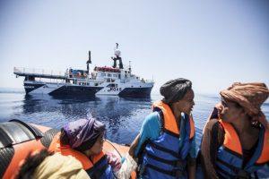 Las tensiones contra refugiados y migrantes han aumentado en los países europeos. Foto:AFP. Imagen Por:
