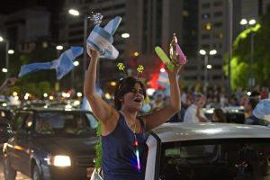 Sobre Venezuela: Foto:AFP. Imagen Por: