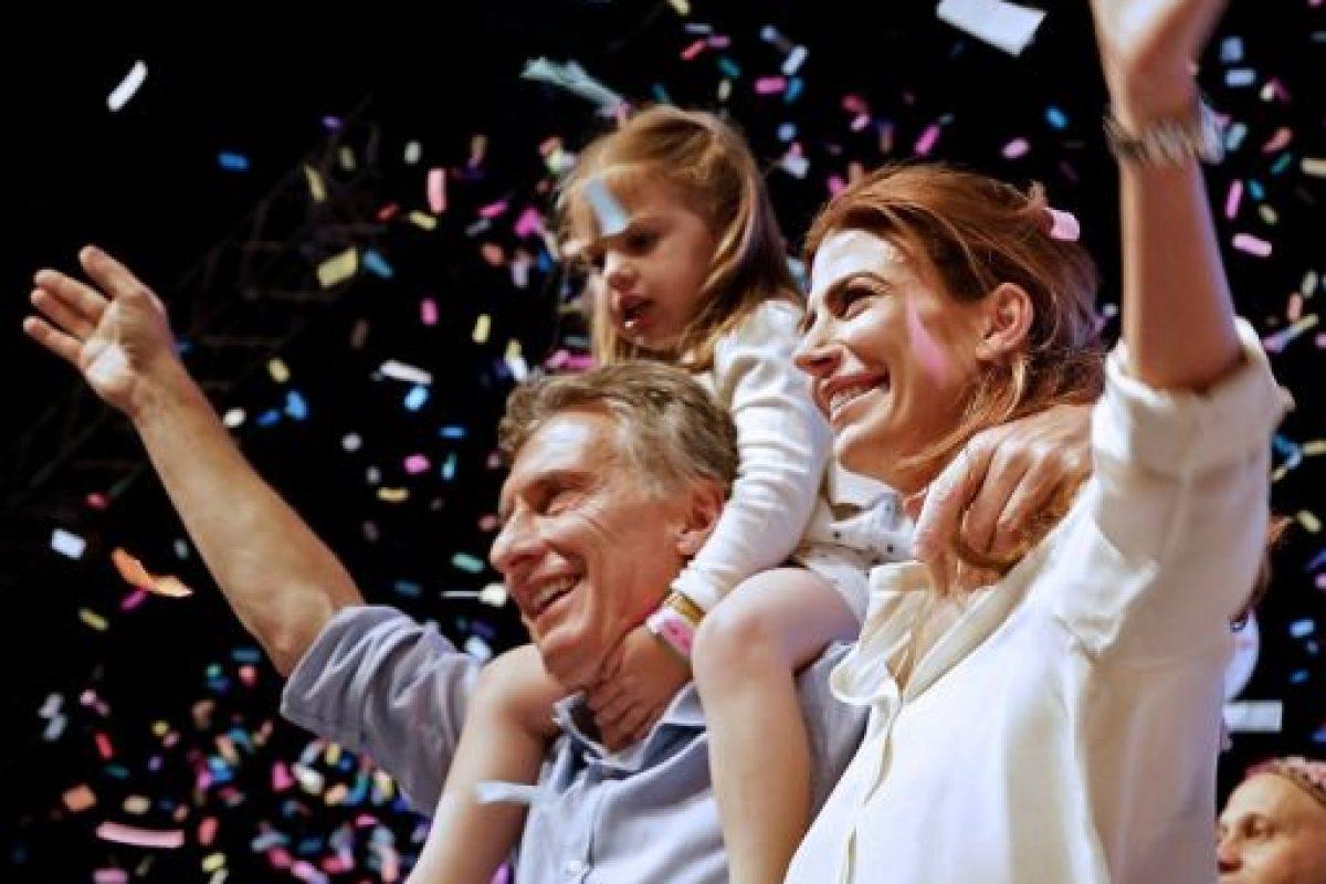 Macri tomará el lugar de Cristina Fernánde el proximo 10 de diciembre. Foto:AFP. Imagen Por: