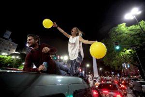 """""""Vamos a tener un buen diálogo"""". Foto:AFP. Imagen Por:"""