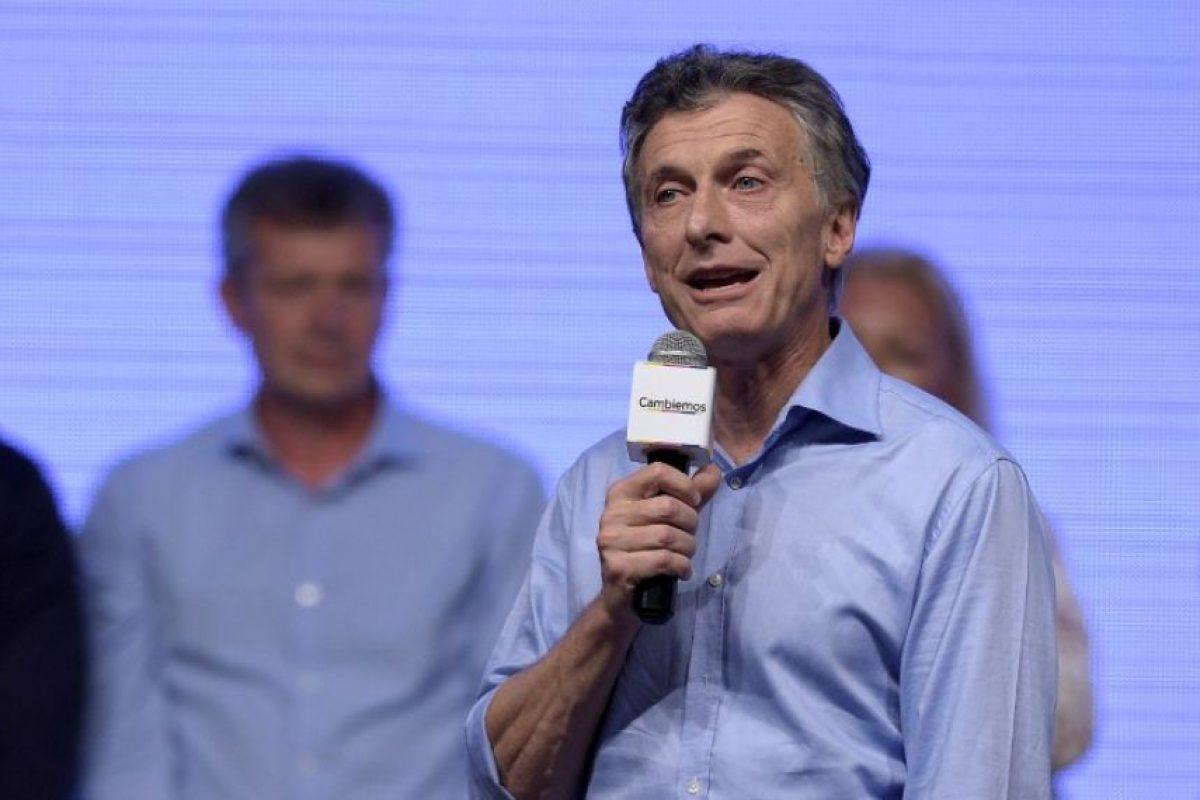 Macri se reunirá hoy con la presidenta Cristina Fernández de Kirchner. Foto:AFP. Imagen Por: