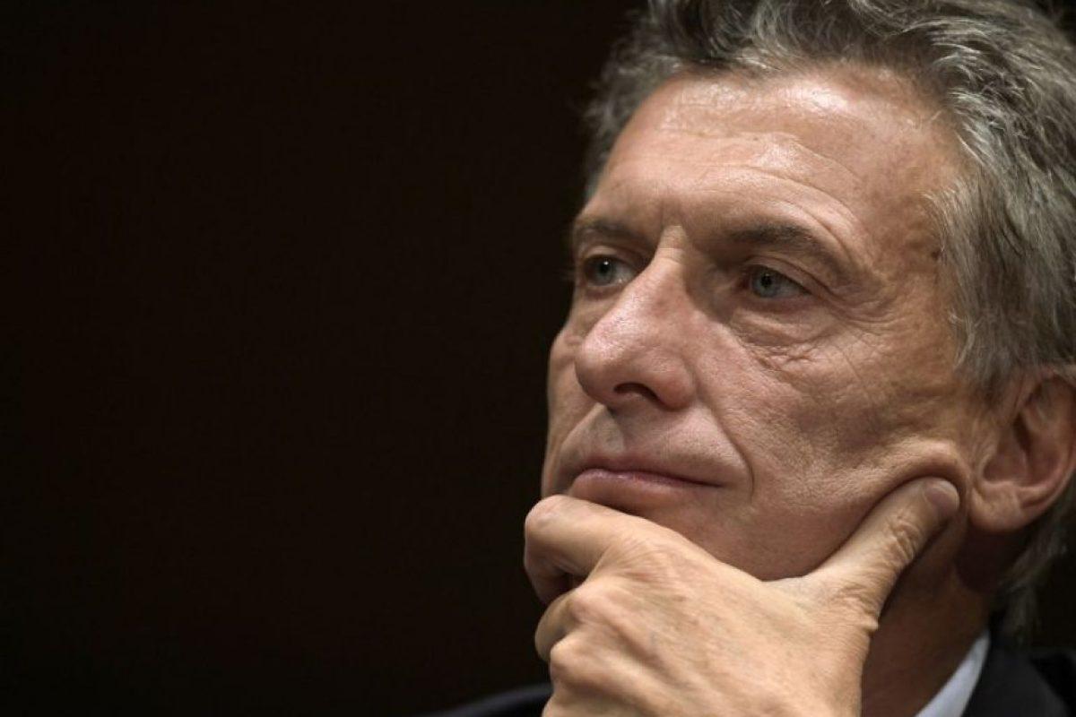 Los temas más importantes de Argentina, en palabras de Macri Foto:AFP. Imagen Por: