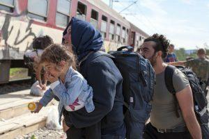 Uno de ellos es Canadá que planea acoger 25 mil refugiados. Foto:AFP. Imagen Por: