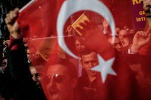 Autoridades de Turquía aseguran que violó el espacio aéreo turco en al menos 10 veces Foto:AFP. Imagen Por: