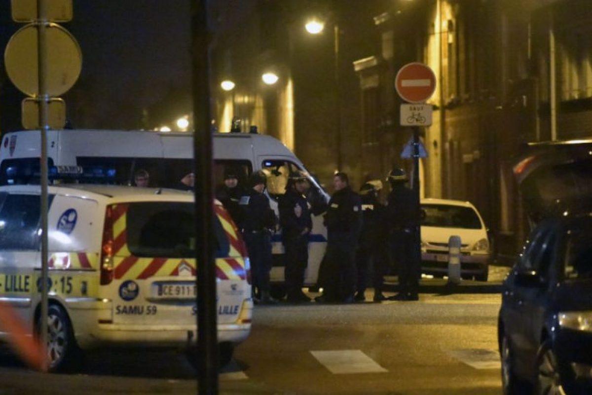 Luego de tres hora los rehenes fueron liberados. Foto:AFP. Imagen Por: