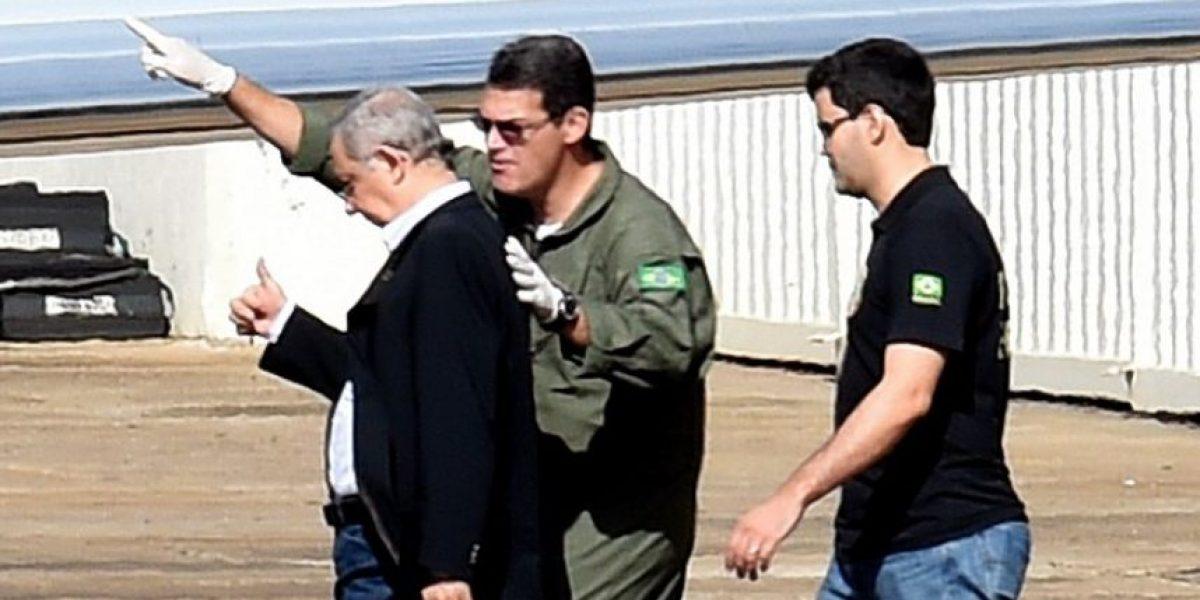 Detenido empresario vinculado a Lula por sospechas en torno al caso Petrobras