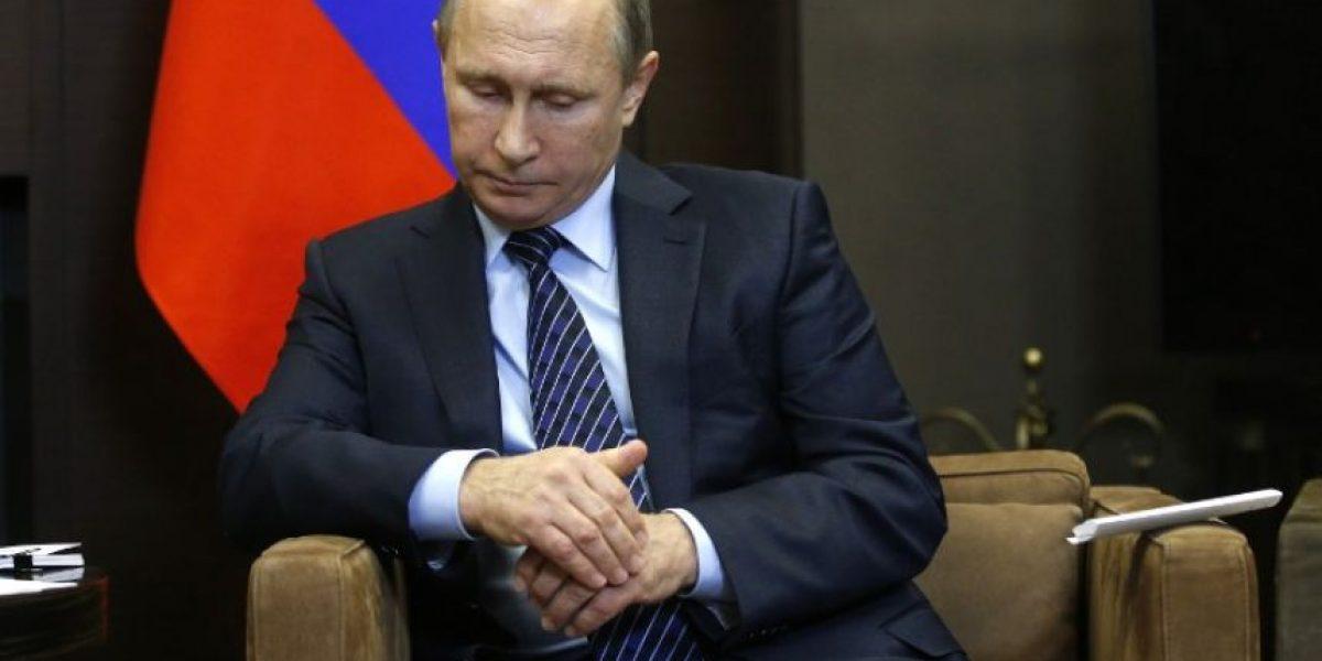 """""""Es una puñalada por la espalda"""": Putin califica así el derribo del SU-24 por Turquía"""