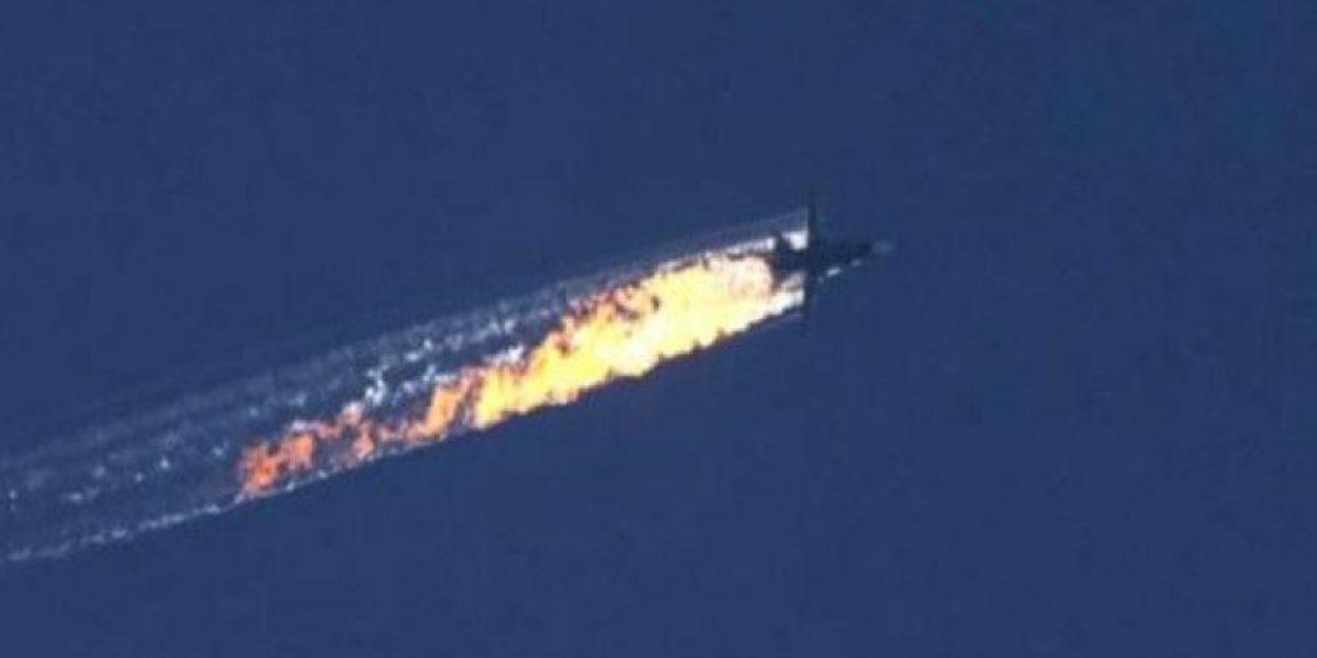 Tensión entre Turquía y Rusia por el derribo de un avión de combate en Siria