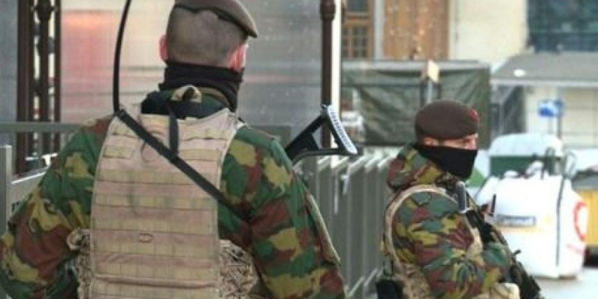 Francia: hallan un cinturón de explosivos como el de los atentados
