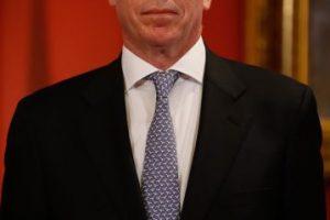 Felipe Bulnes, ahora ex agente chileno ante la Corte Internacional de Justicia. Foto:Agencia Uno. Imagen Por: