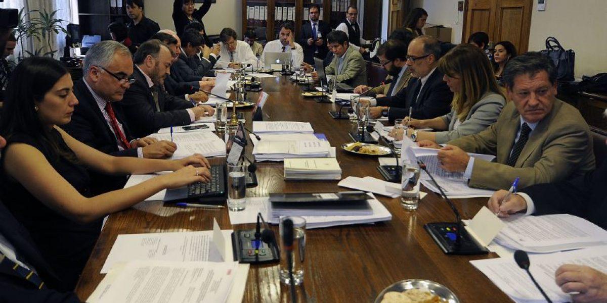 Presupuesto: Cámara rechaza rebaja de fondos del Metro y va a comisión mixta