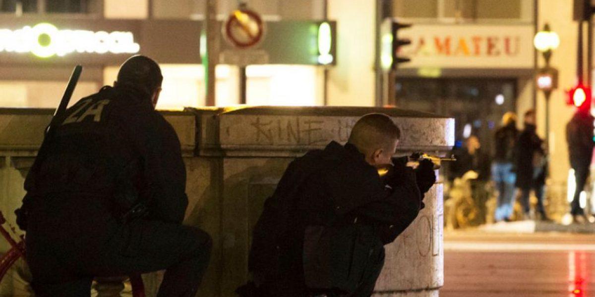 Francia: hombres armados toman rehenes en pueblo cercano a frontera con Bélgica