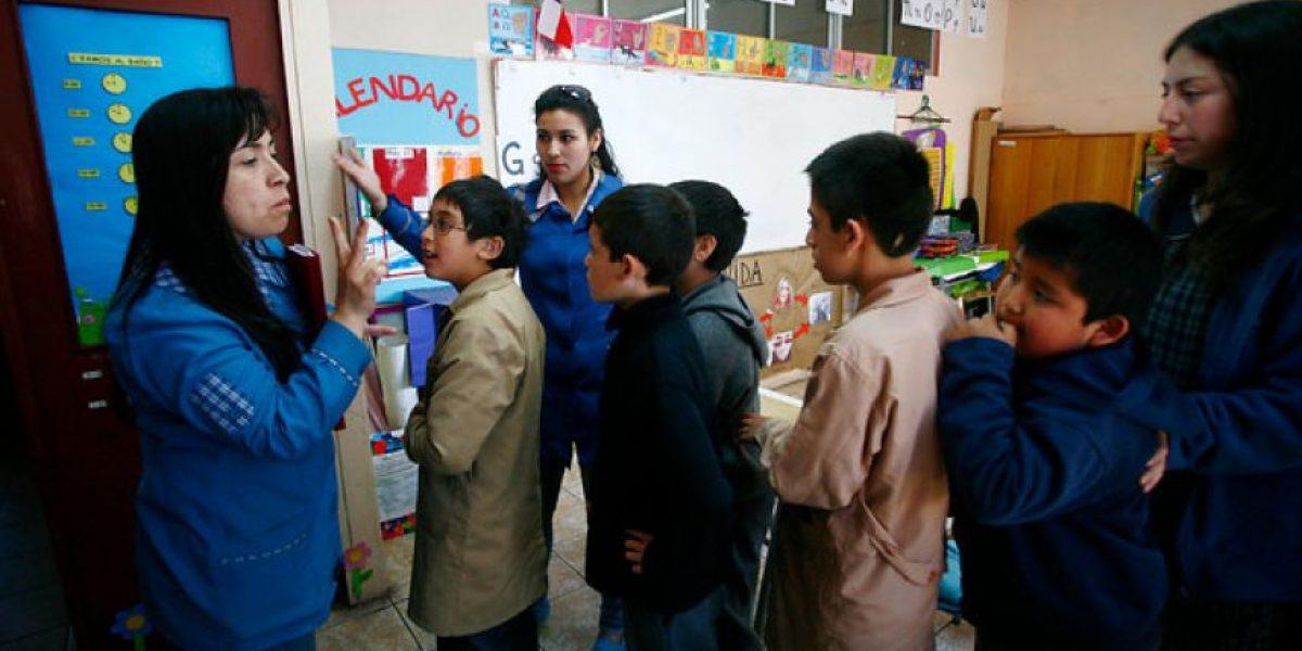 Los seis puntos claves de los indicadores educativos chilenos versus los de la OCDE