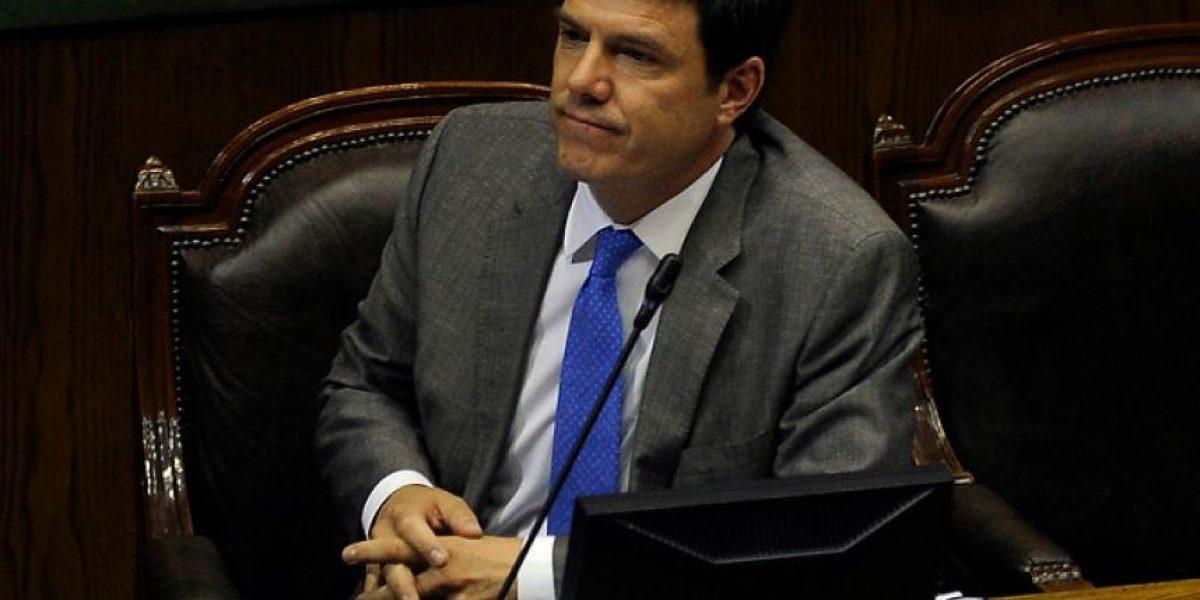 """Ministro y posible rebaja de fondos de Metro: """"Pondría en duda continuidad de obras de Líneas 3 y 6"""""""