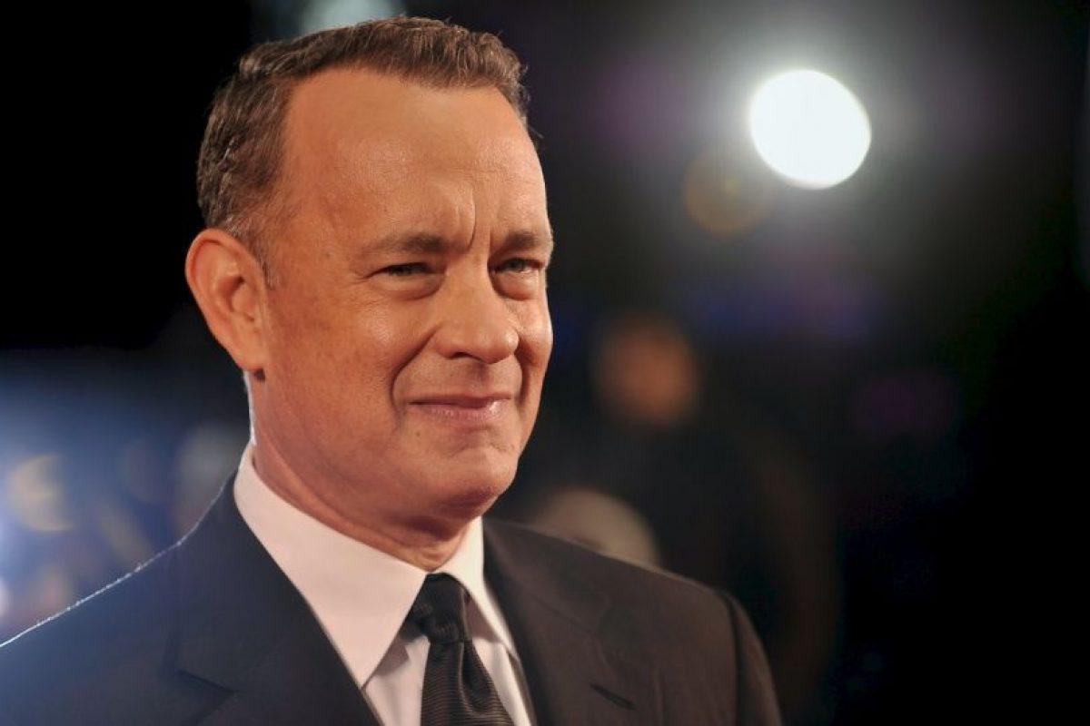 El actor vivió en carne propia lo difícil que es naufragar en una isla desierta. Foto:Getty Images. Imagen Por: