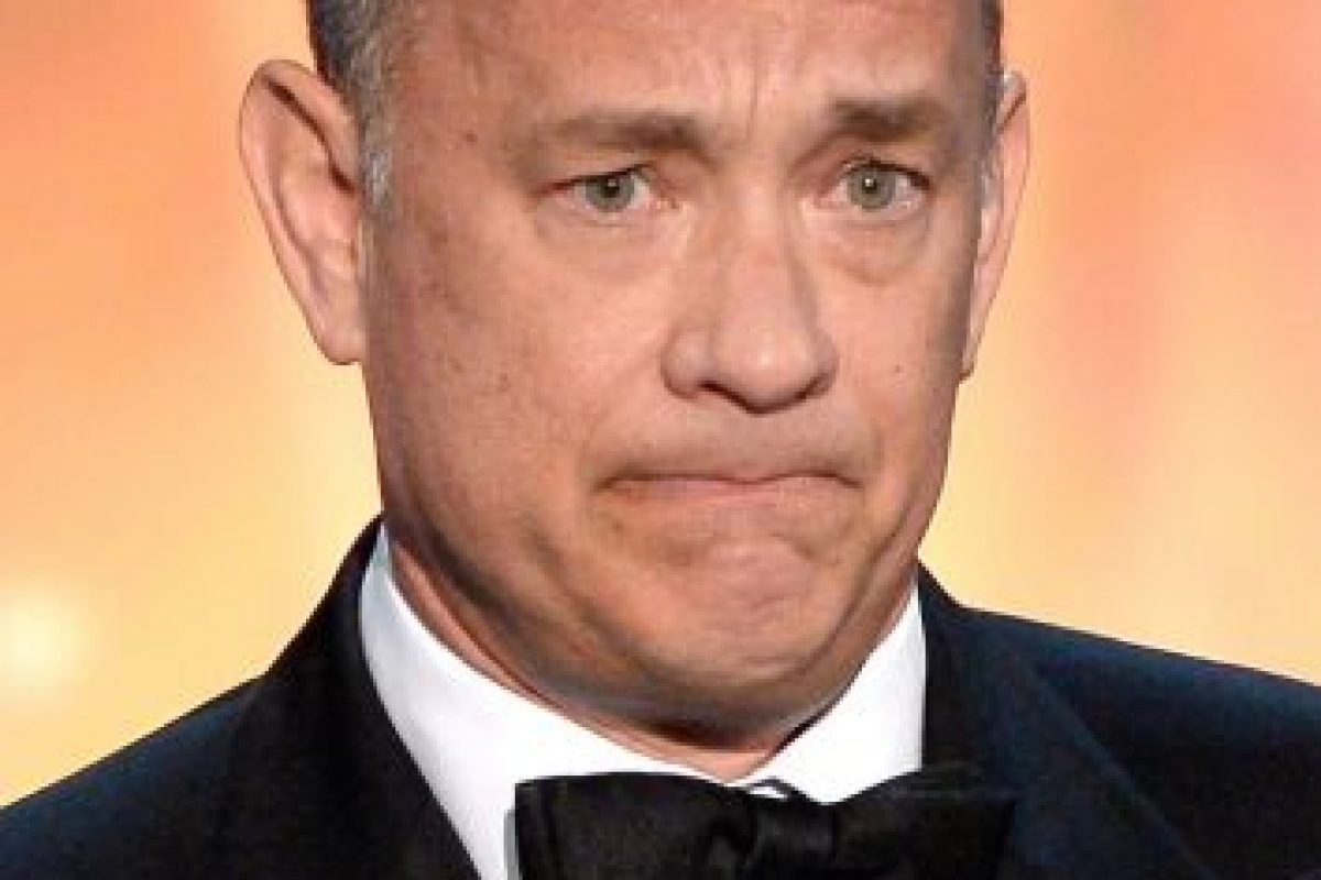Tom Hanks Foto: Getty Images. Imagen Por: