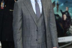 """El actor pasó de los 81 kilos a los 63 para la cinta """"Hunger"""". Foto:Getty Images. Imagen Por:"""