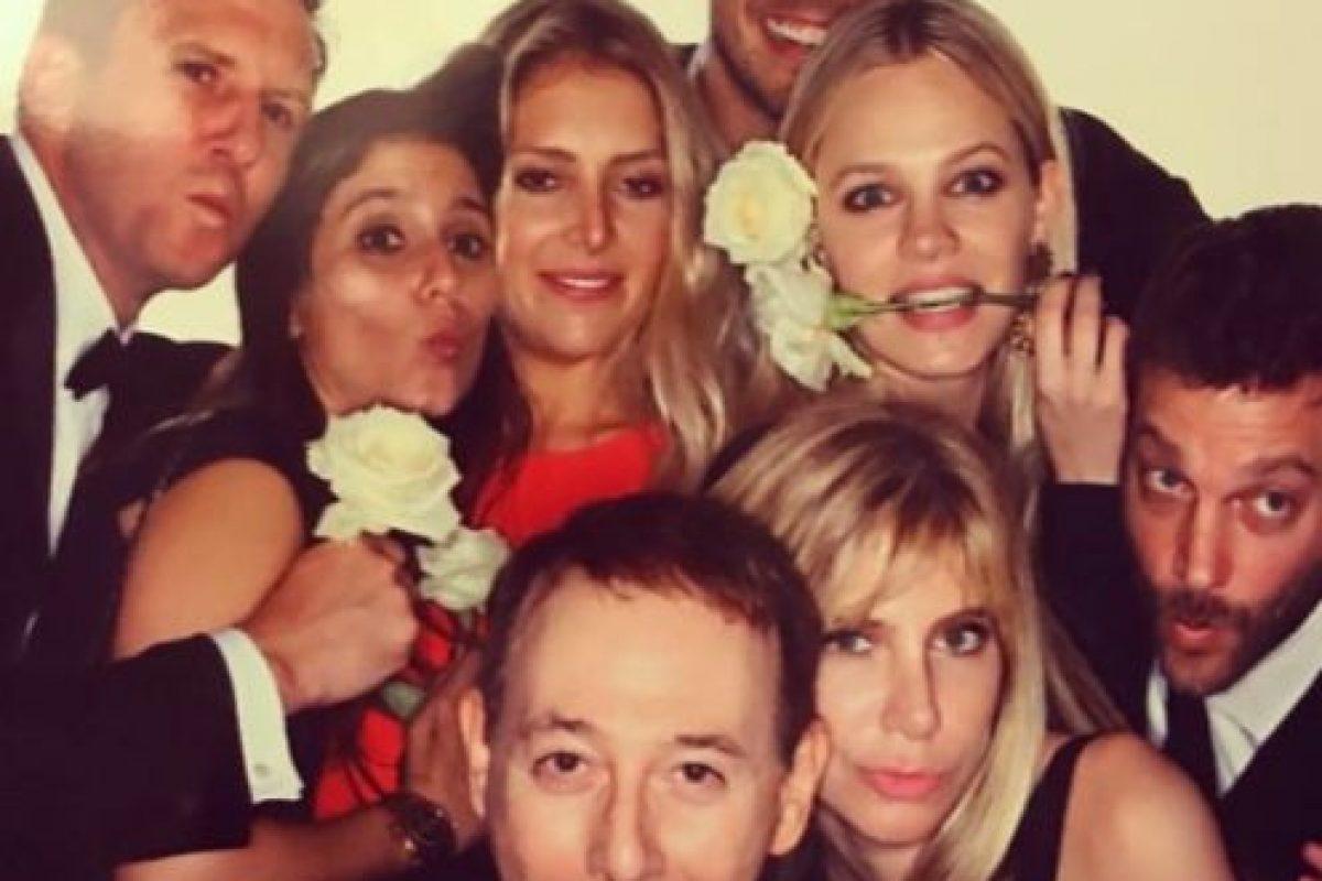 Entre ellos se encontraban Reese Witherspoon, Channing Tatum y su esposa Jenna Dewan, Arnold Schwarzenegger, Julie Bowen y Sarah Hyland Foto:vía instagram.com/sofiavergara. Imagen Por: