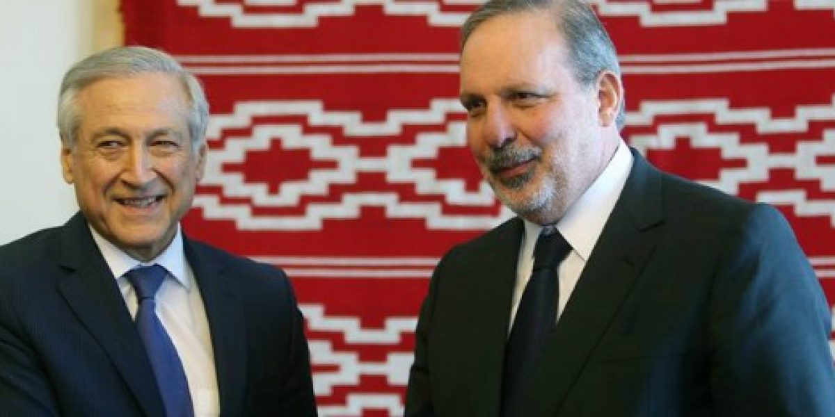 Como histórico califican acuerdo económico firmado por Chile y Brasil