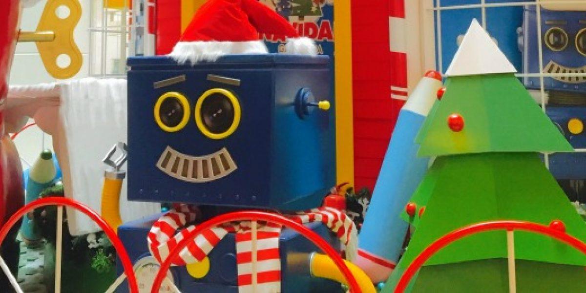 Comienzan las estrategias de los centros comerciales para Navidad