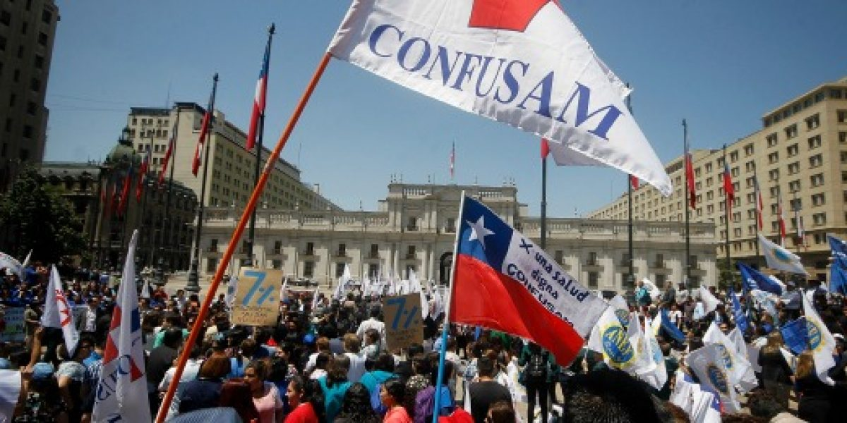 Registro Civil se pliega a paro de empleados fiscales