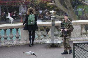 3. Notifique a su país su salida a un país con alerta terrorista. Foto:AP. Imagen Por: